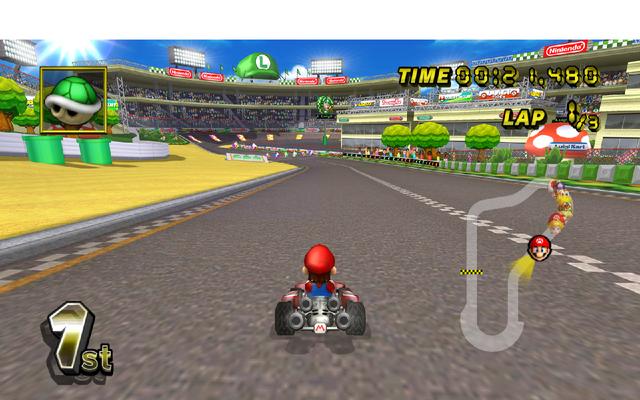 File:Mario Kart X.png