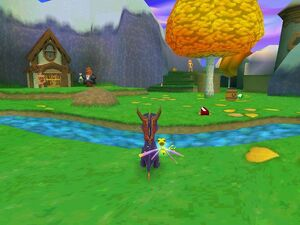Spyro the Dragon Year of the Dragon