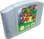 Super Mario 64 Cartridge