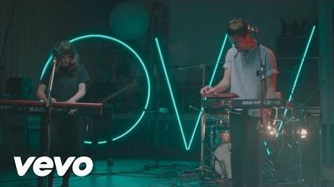 Oh Wonder - Lose It (Live at The Pool, London)