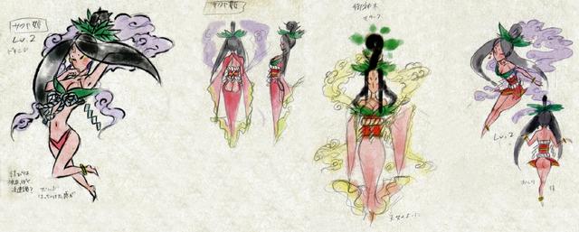 File:SakuyaSketchesColor.png