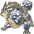 Armored Wolf