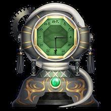 Clock of Genbu 2