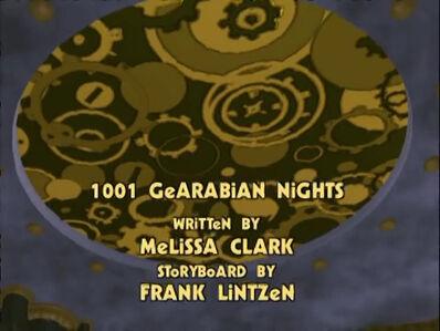 1001 Gerabian Nights