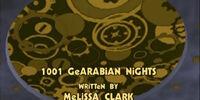 1001 Gearabian Nights