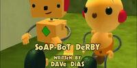 Soap-bot Derby