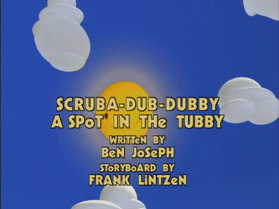 ScrubaDubDubby