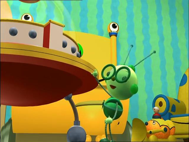File:Visit Junior Littlegreen in the room Olie Polie.jpg