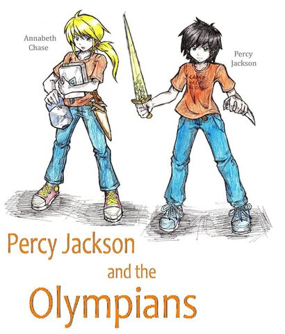 File:Percy and Annabeth by Anaklusmos Riptide.jpg