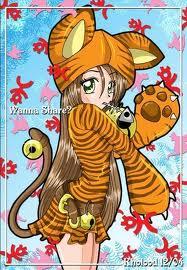 File:Cartoon Tiger Girl.jpeg