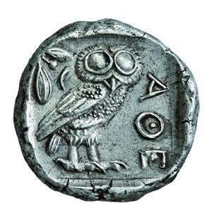 File:Silver Drachma ( mark of athena).jpg