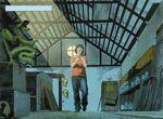Percy in attic GN