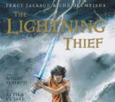 The Lightning Thief (graphic novel)