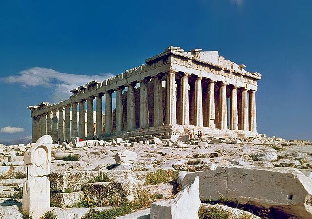 File:800px-The Parthenon in Athens.jpg