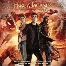 Percy Jackson Soundtrack Cover