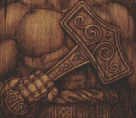 Mjolnir | Riordan Wiki | Fandom powered by Wikia
