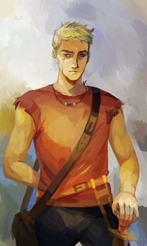 Kampe Percy Jackson Luke Castellan | Riord...