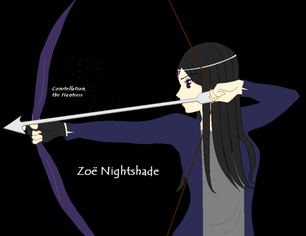File:Zoe Nightshade the Huntress by SnowyBubbles.png