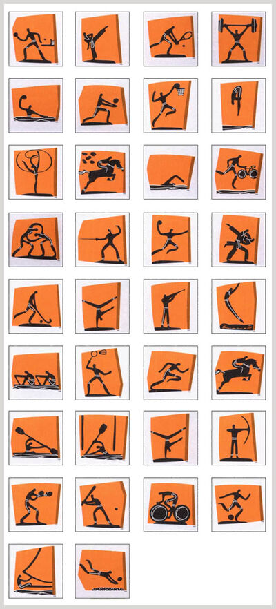 2004-Athens-Pictograms
