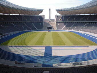 Olympiastadion Berlin Wallpaper