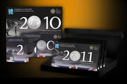 Royal Mint Countdown to London coins
