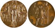 Stockholm 1912 Gold