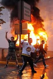 Vancover riots