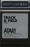 Track & Field Cover 4