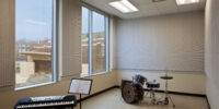 MS Orchestra Practice Room