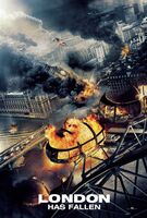 DHS- London Has Fallen poster