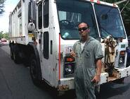 OHF- Steve Kim as Korean garbage truck occupant 1