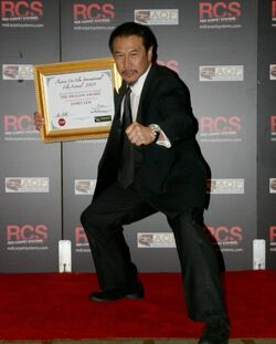 OHF actor James Lew