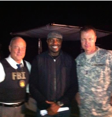 File:OHF actor Elliott Grey (left) with director Antoine Fuqua and Terry Dale Parks.jpg