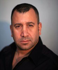 OHF stunt actor David Lee Valle