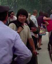 OHF- Philip Tan as N. Korean terrorist