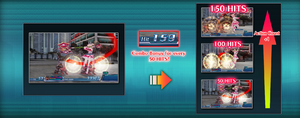Combo Bonus Screenshot