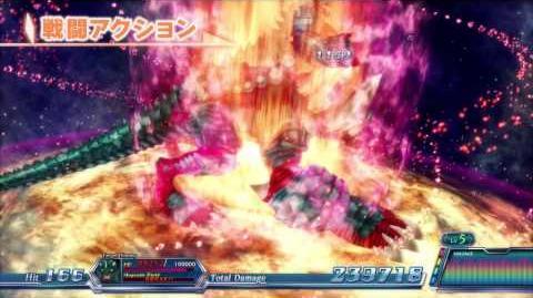PS4「オメガクインテット」プロモーションムービー「メイクアップ&フィールド編」
