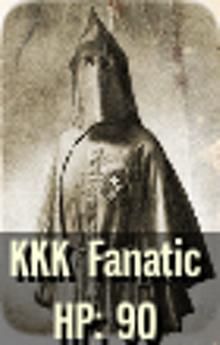 KKK Fanatic