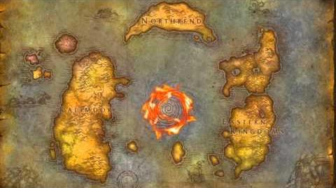 Cataclysm Azeroth World Map (Start Here!) Annotation Adventure!
