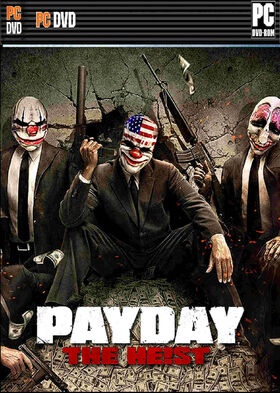 PaydayTheHeistPCCover