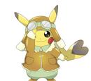 Pikachu Pilot