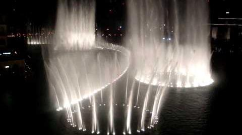 The Dubai Fountain - Baba Yetu (High Quality) by Christopher Tin