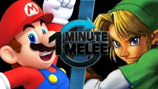 Mario VS Link Round 2 (By Doomfest)