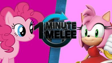 Pinkie Pie vs. Amy Rose