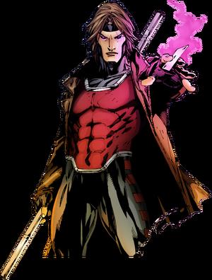 Gambit render by shockal-d5qo4d4
