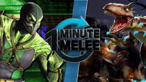 Reptile vs Riptor - OMM