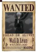 Wall D. Lean Post Timeskip