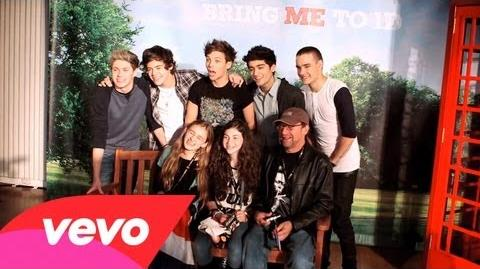 One Direction - BRING ME TO 1D MEETING 1D