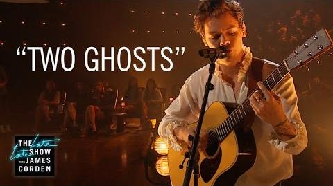Harry Styles Two Ghosts-0