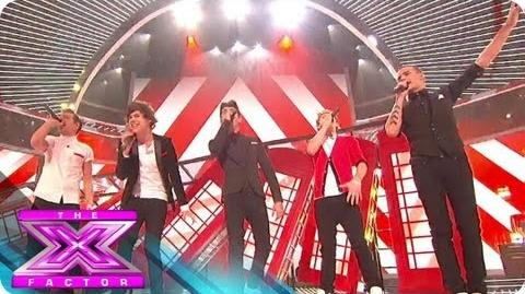 The X Factor USA - Live While We're Young